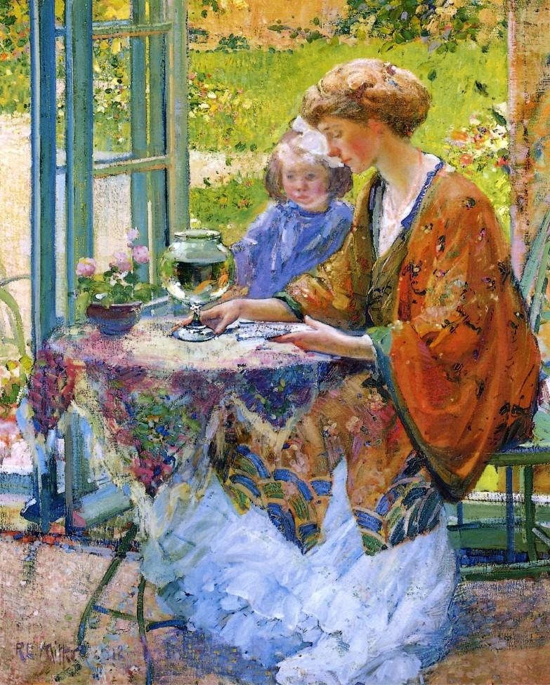 Goldfish, Richard Edward Miller, 1912
